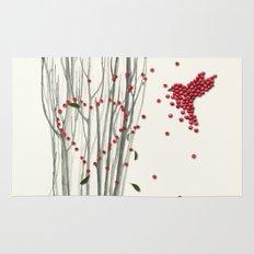 Valentine Heart Rug