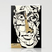 golden Stationery Cards featuring Golden by 5wingerone