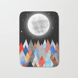 XXL MOON Bath Mat