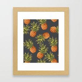 kn Framed Art Print