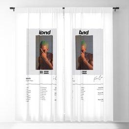Frank -  Blonde - Ocean - Album Illustration Hip Hop Blackout Curtain