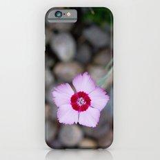Purple Flower 2 Slim Case iPhone 6s