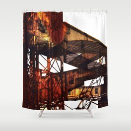 Silo 44 Shower Curtain