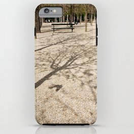 Tree & Shadow iPhone Case