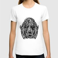 anxiety T-shirts featuring Anxiety by Ryan Bussard