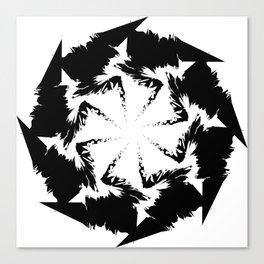 Vortex #2 Canvas Print