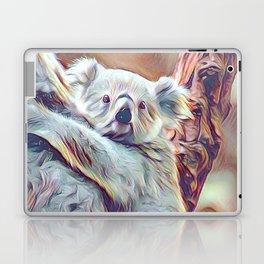 Painted Koala Baby Laptop & iPad Skin
