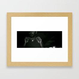 hometeam Framed Art Print