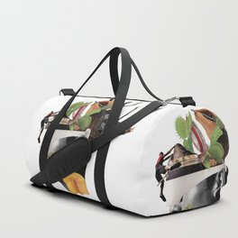 The nowadays man Duffle Bag