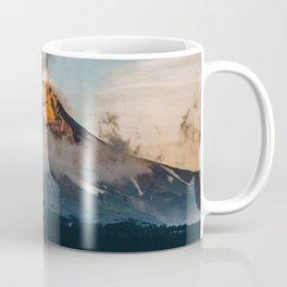 Mt. Hood at Sunset Coffee Mug