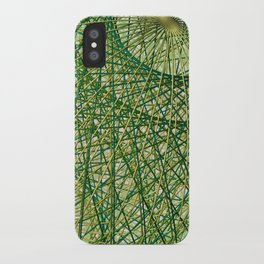 Sphere-o-let iPhone Case