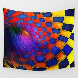 Slides & Tunnels Wall Tapestry