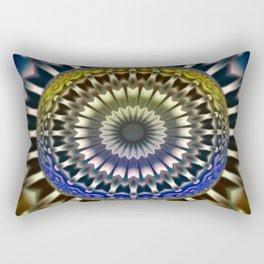 Focus mandala Rectangular Pillow