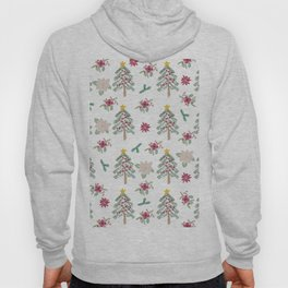 Christmas Pattern Hoody