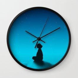 Cloud Rider Star Series Wall Clock