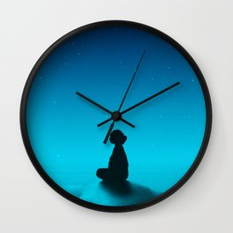 Cloud Rider Star Series Wall Clock