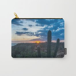 Sunset in Punta Gallinas, Colombia Carry-All Pouch
