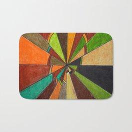 psychedelic Bath Mat