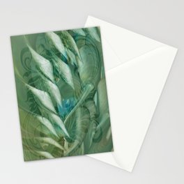 Dancing Thoughts series Stationery Cards