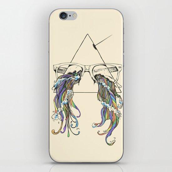 Wayfarer Prism iPhone & iPod Skin