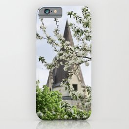 castle in the Spring iPhone Case