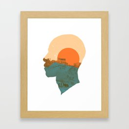 kevin no.1 Framed Art Print