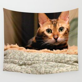 Did You Knock? Wall Tapestry
