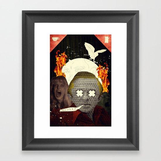 Annie? Framed Art Print