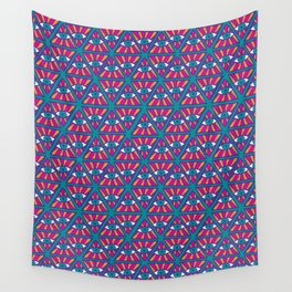 Ethnic psychedelic 2 Wall Tapestry