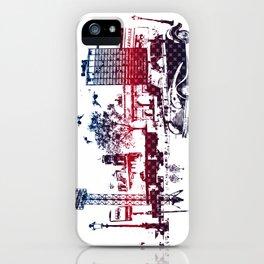 Fantasy city iPhone Case