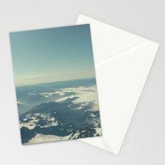 Amidst the Summit - Mt. Rainier Stationery Cards