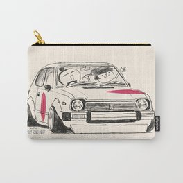 Crazy Car Art 0163 Carry-All Pouch