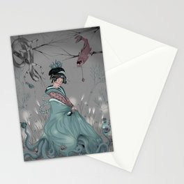 Earl Gray Stationery Cards