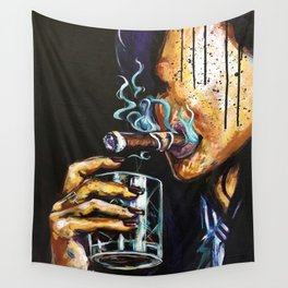 Naturally Bourbon Wall Tapestry
