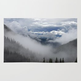 Travell The Valley of Mist Rug