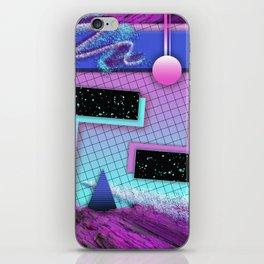 Space Geometry iPhone Skin