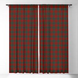 Maclean Tartan Plaid Scottish Modern MacLean of Duart Blackout Curtain