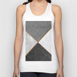 Concrete Marble Mix #5 #texture #decor #art #society6 Unisex Tank Top