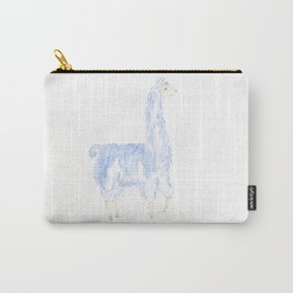 Be Brave Llama Carry-All Pouch