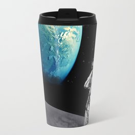 Exploration in Outer Space Travel Mug