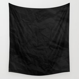 VERTICAL BLACK Wall Tapestry