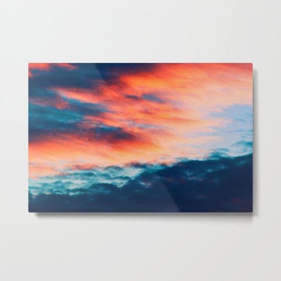 SKYLIGHTS Metal Print
