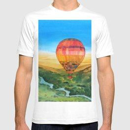 Red Hot Air Balloon T-shirt