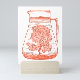Coral Potion Mini Art Print