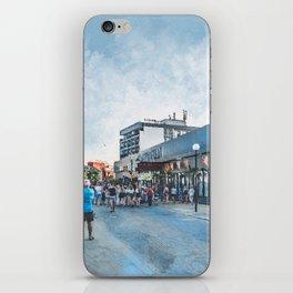Bulgaria city 3 #bulgaria #sunnybeach iPhone Skin