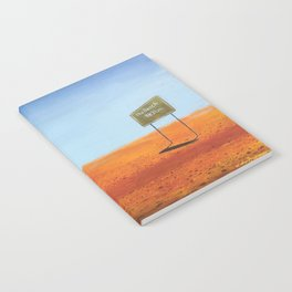 Going to the Beach Notebook
