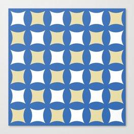 Floor tile 4 Canvas Print