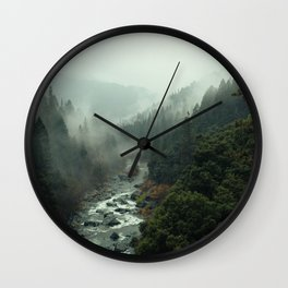 Landscape Photography 2 Wall Clock