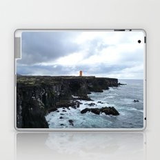 Lonely lighthouse Laptop & iPad Skin