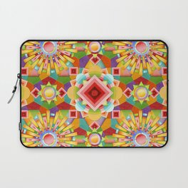 Art Deco Circus Laptop Sleeve